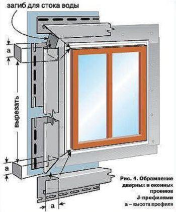 Окна отделка сайдингом своими руками пошаговая инструкция 16