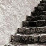 Ремонт бетонных ступеней