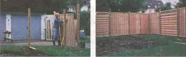 Даже если ваш сосед хороший человек, лучше отгородиться от него забором