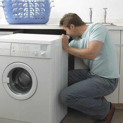Подсоединение слива стиральной машины