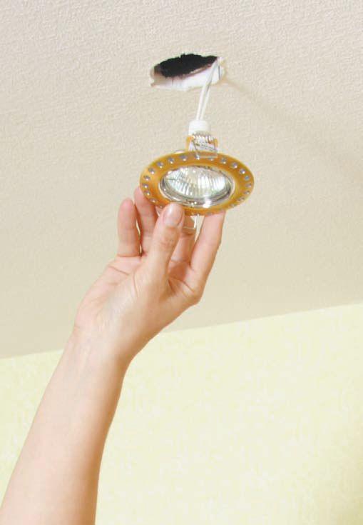 Монтаж освещения в квартире и частном доме