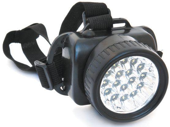 Светодиодный фонарь характеризуется ярким светом и крайне низкими энергозатратами