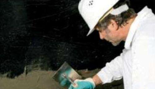 Система гидроизоляции от Remmers основана на применении жидкого комбинированного продукта Kiesol, содержащего кремнийорганические соединения. Kiesol заполняет поры, микротрещины и капилляры, придавая бетонной поверхности гидрофобные свойства