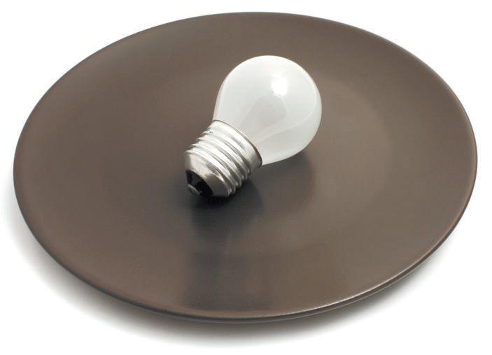 Галогенная лампа с обычным цоколем