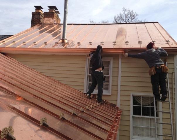 Как сделать край крыши 7