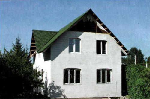 Строим дом по технологии ТИСЭ