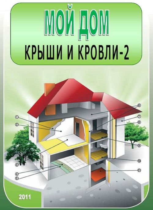 Мой дом. Крыши и кровли-2