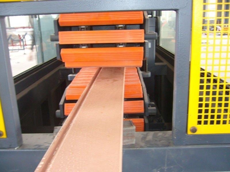 Древесно-полимерный композит - изготовление на производстве