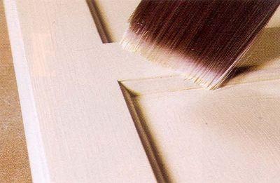 Добавляйте модификаторы, замедляющие высыхание и способствующие исчезновению следов кисти