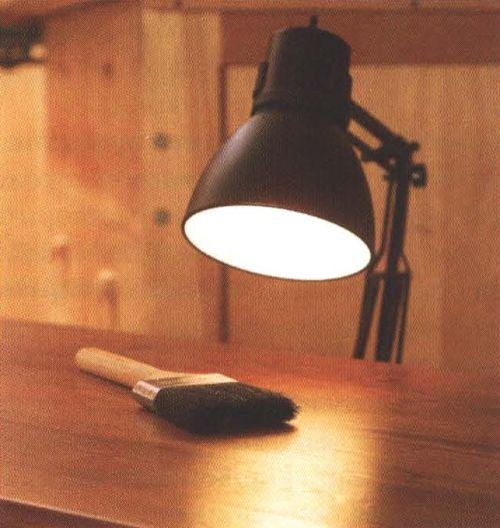Поставьте рядом лампу и направьте ее в свою сторону