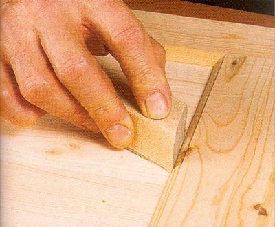 Абразивные губки и шлифовальные блоки