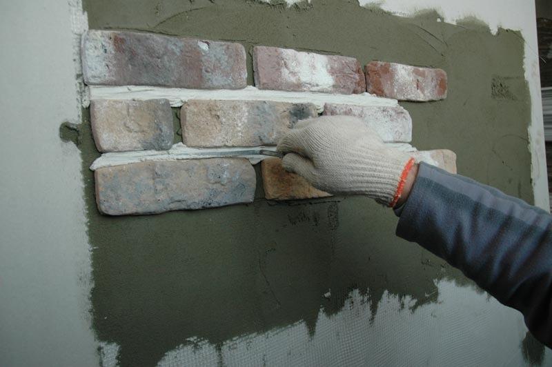 Мастер класс по укладке искусственного камня