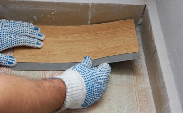 Виниловая плитка Contesse Floor
