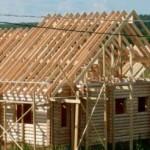 Типичные ошибки, допускаемые при строительстве домов из оцилиндрованного бревна