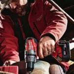 Новое поколение аккумуляторных шуруповертов Milwaukee М18 Fuel
