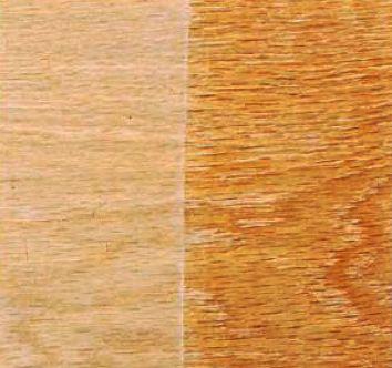 Пиклевание древесины