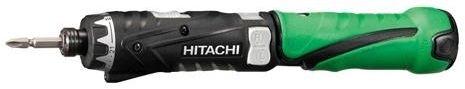 Аккумуляторная отвертка Hitachi