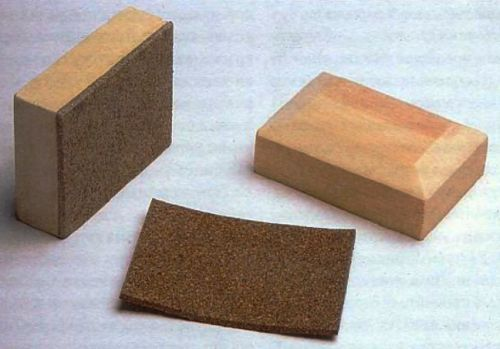Брусок для шлифования древесины