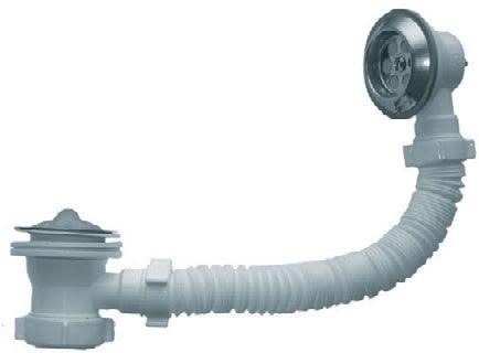 Система слив-перелив для ванны