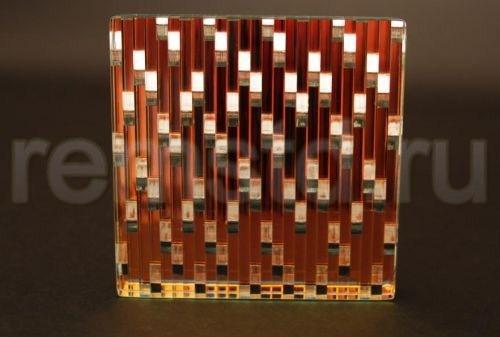 Чувствительные плитки SensiTile серии Zari Reflections