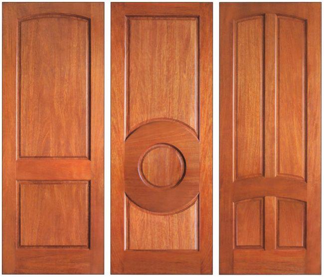 Филенчатые межкомнатные двери