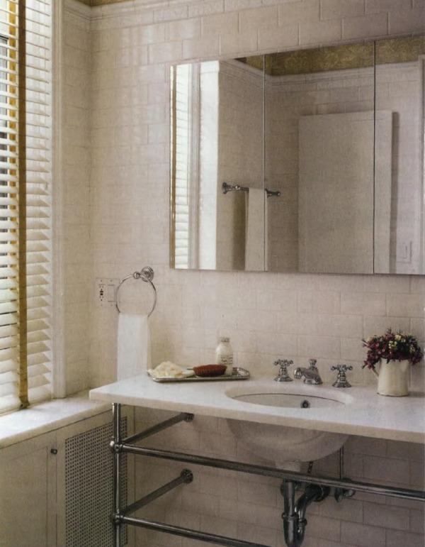 Декор ванной комнате
