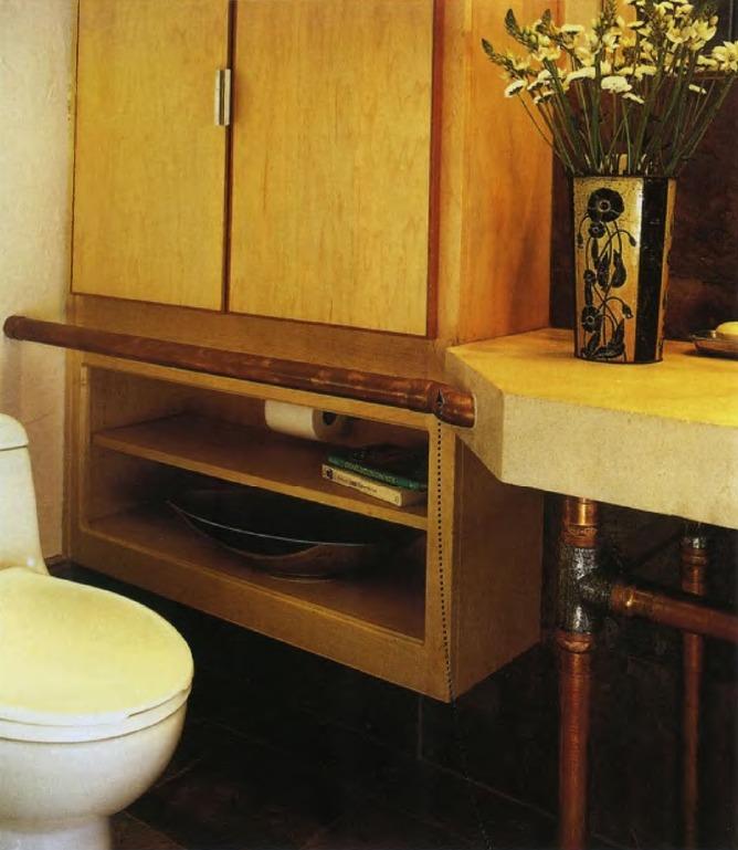 Как сделать самому деревянный шкафчик под раковину 67