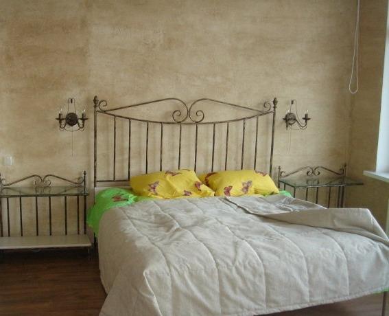 Декорирование стен в Средиземноморском стиле
