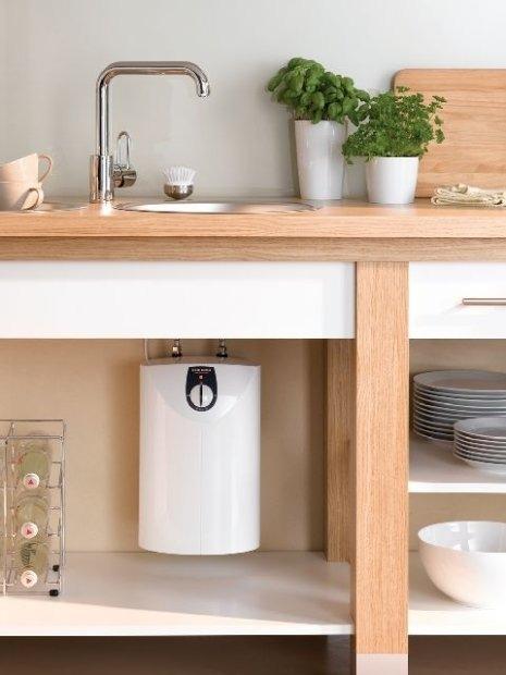 Плоский настенный водонагреватель