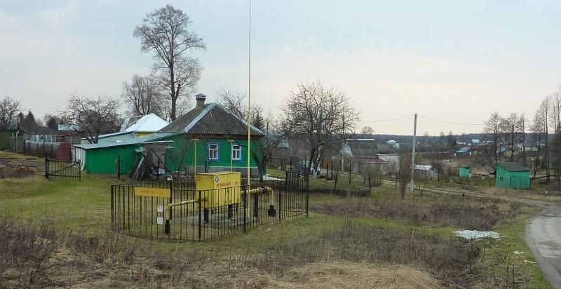 Магистральный газ у многих населенных пунктов только в виде ГРП