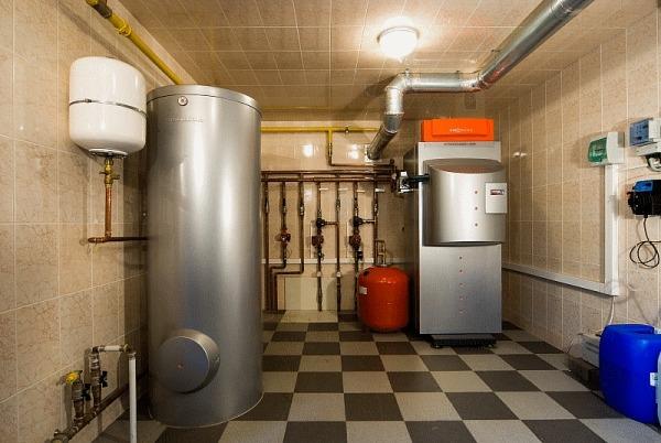 Viessmann Vitocrossal 300 - напольный газовый конденсационный котел