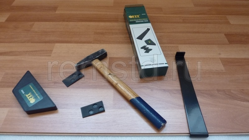 Специальный набор для укладки ламината