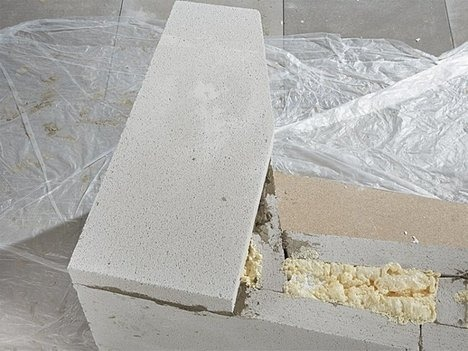 Изготовление садовой мебели из бетонных блоков