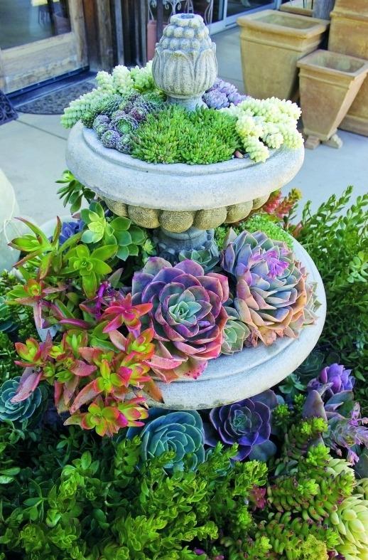 Клумбы и контейнеры для цветов