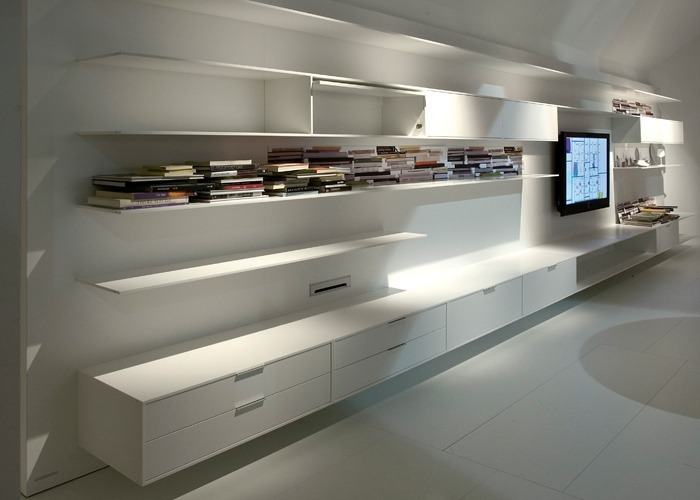 LG HI-MACS элементы мебели