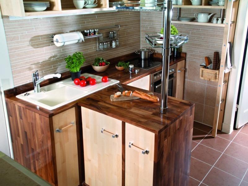 Ремонт кухни и кухонная мебель по собственному проекту