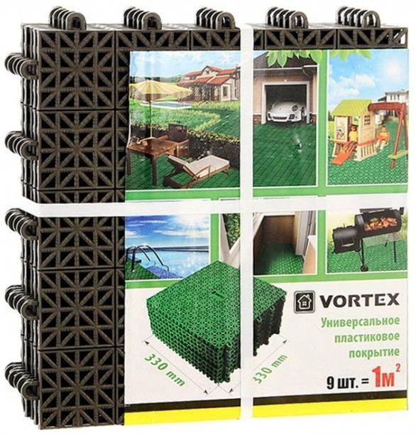 Модульное пластиковое покрытие Vortex