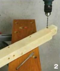 Изготовление дивана