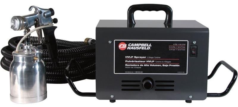 Система HVLP Campbell Hausfeld HV 3500
