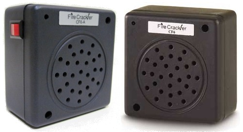 Краклер - имитатор звука потрескивания дров в электрокамине