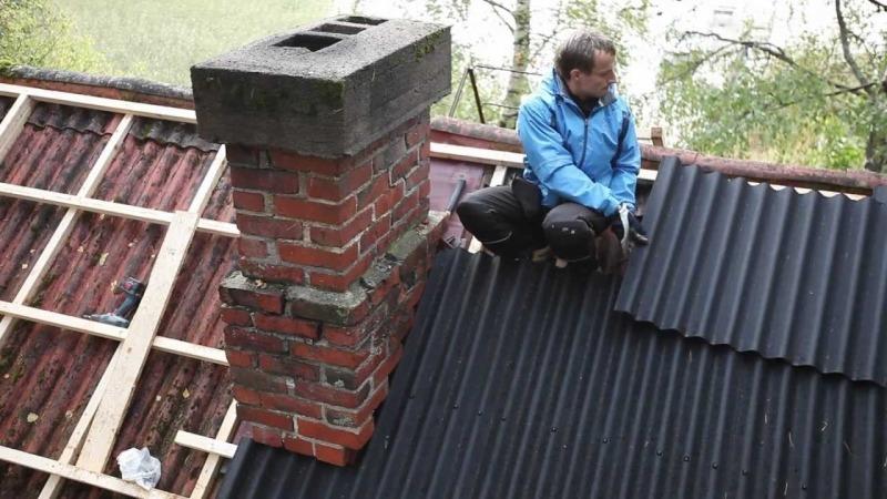 Реставрация кнСтапКрыть крышу своими руками ондулином
