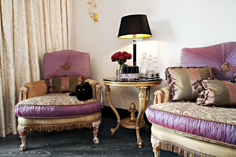 Смешение стилей в дизайне интерьера квартиры