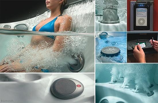 Функции гидромассажной ванны