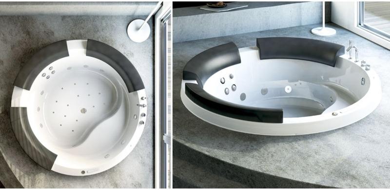 Гидромассажная ванна WWW Round от Ideal Standard