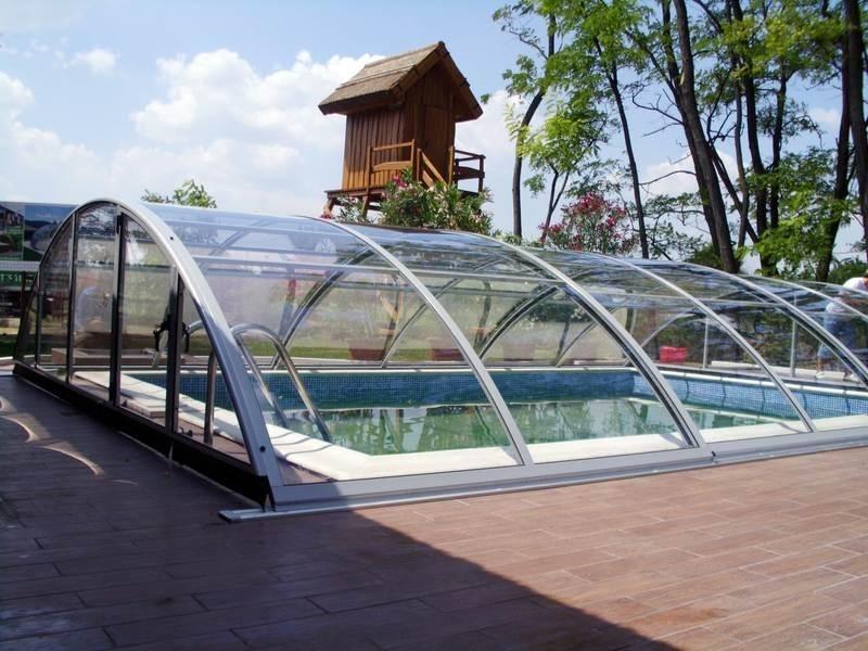 Павильон для бассейна AZURE compact