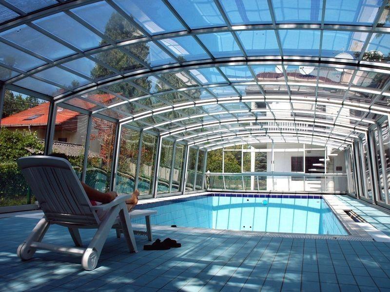 Павильон для бассейна VENEZIA