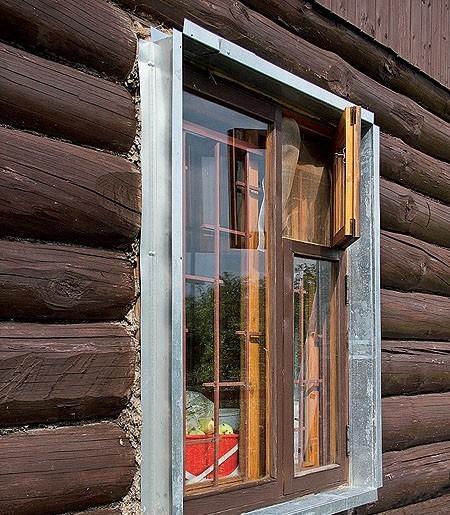 Утепление деревянного дома волокнистыми плитами