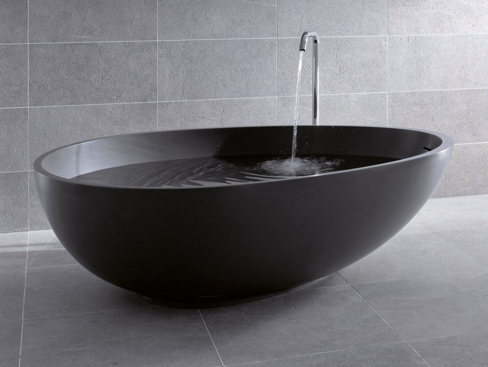 Ванна черного цвета, Mastella
