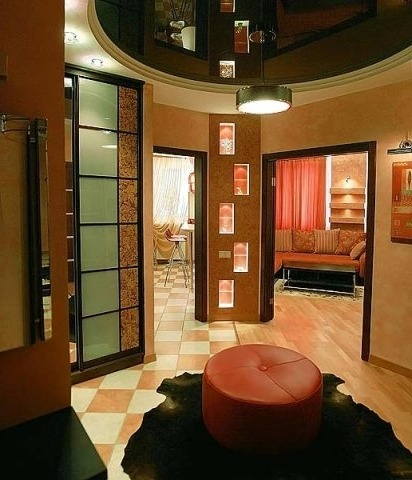Интерьер квартиры в стиле ар-деко