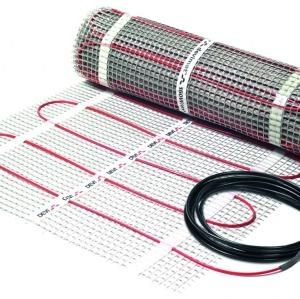 Электрический кабельный теплый пол